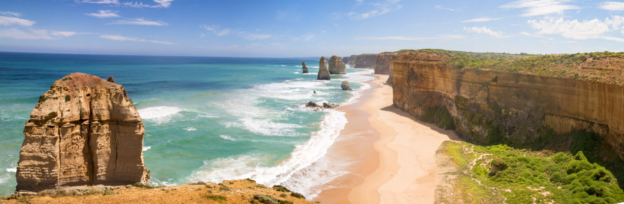 Twelve Apostles, Great ocean road.
